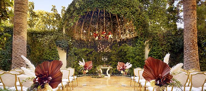 Primrose Courtyard Weddings