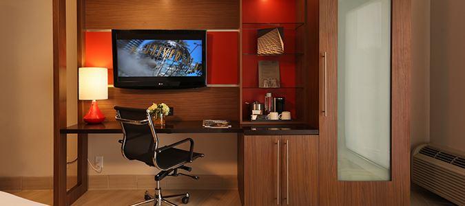 Guestroom Media Hub