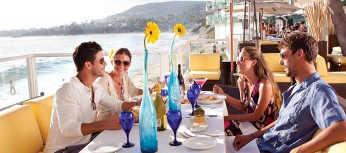 The Deck at Laguna Beach Restaurant