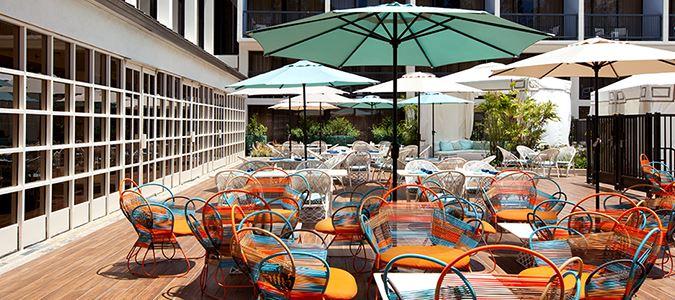 Pool Terrace Patio