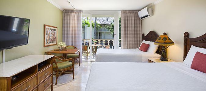 Gardenview Hotel Guestroom