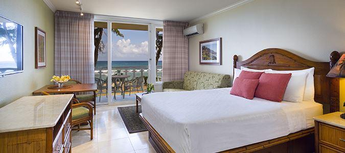 Oceanfront Hotel Guestroom