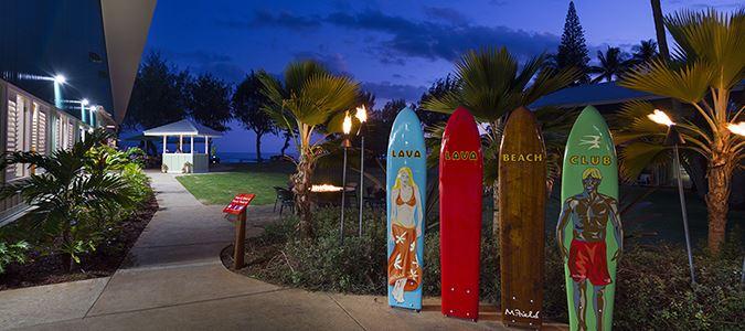 Lava Beach Club