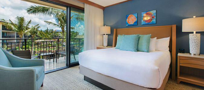 One Bedroom Deluxe Island View Villa