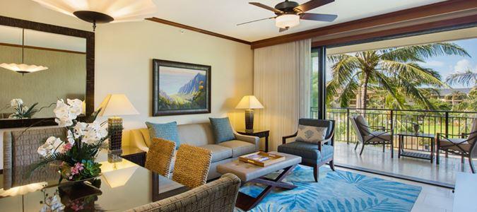 Two Bedroom Deluxe Island View Villa