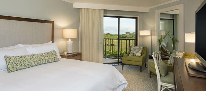 Deluxe Ocean View Guestroom