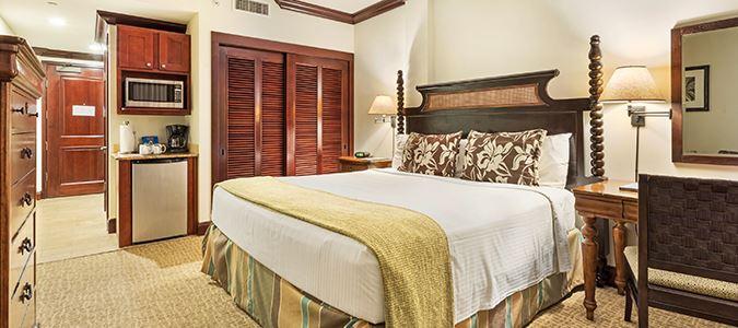 One Bedroom Oceanview Suite