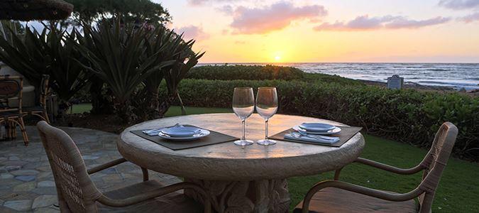 Oasis on the Beach Restaurant