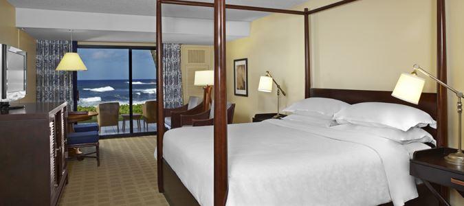Ocean Luxury Guestroom