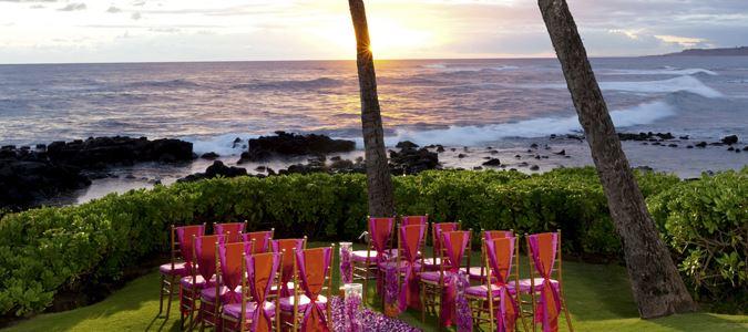 Ocean Point Wedding