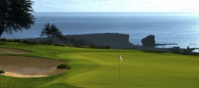 The Challenge at Manele Golf Course