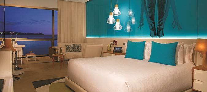 Xhale Club Oceanview Guestroom