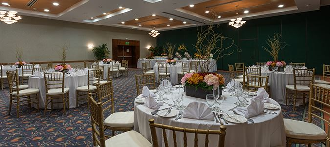 Ballroom Wedding Receptions