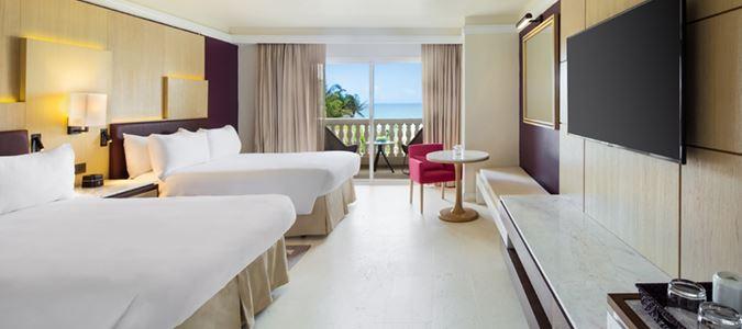 Oceanfront Double Guestroom