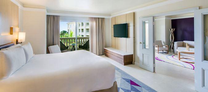 One Bedroom Oceanfront Butler Suite