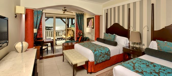 Double Sea View Guestroom