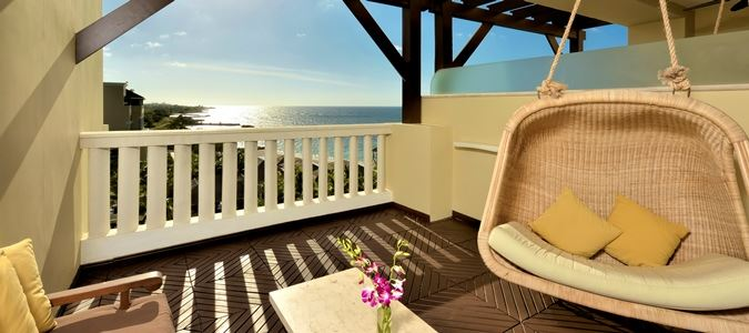 Double Sea View Guestroom - Patio