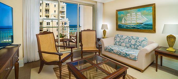 One Bedroom Honeymoon Oceanview Suite