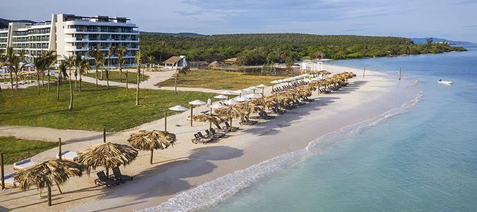 Beach Rendering
