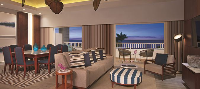 Preferred Club Presidential Suite