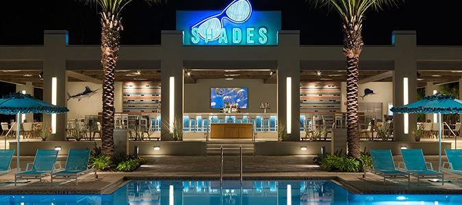 Shades Pool Bar