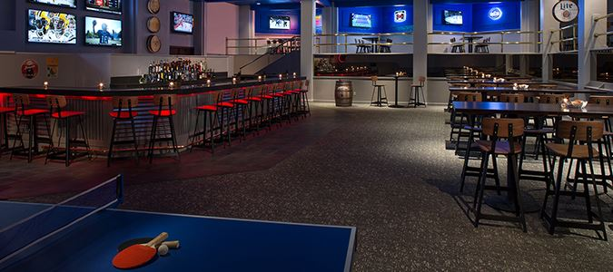 Blue Sports Bar