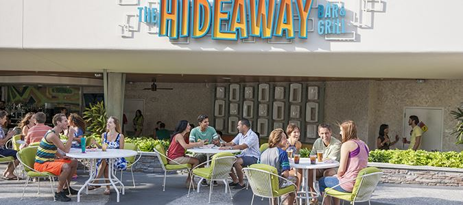 Hideaway Bar and Grill