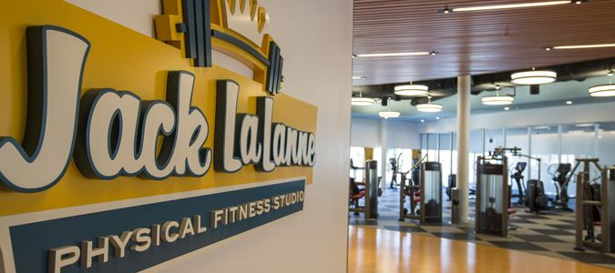 Jack LaLanne Physical Fitness Studio