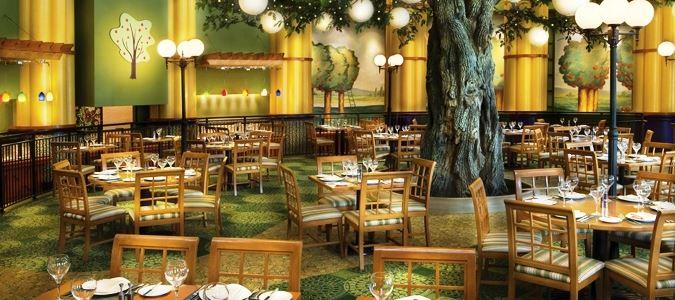 Garden Grove Restaurant