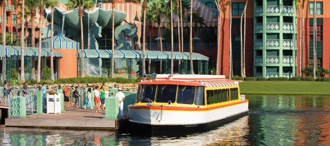 Resort Water Transportation