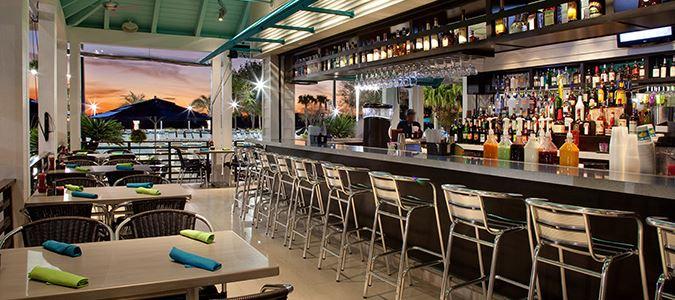 Breezes Poolside Restaurant