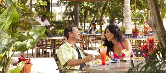 Rum Largo Poolside Bar and Café