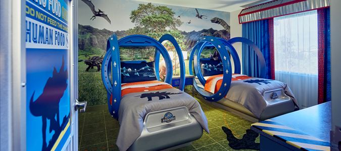 Jurassic World™ Kids' Suite