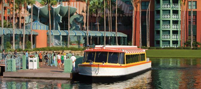 Resort Water Transportation