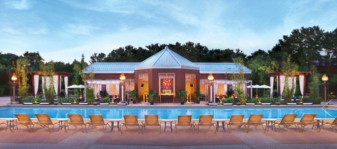 Pool and Beach Club