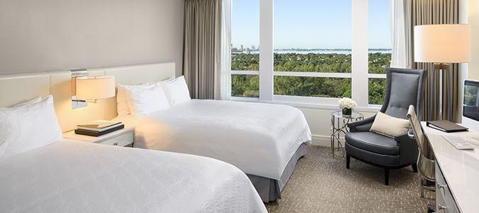 Deluxe Bayview Guestroom