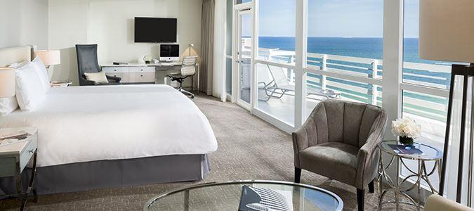 Oceanfront Junior Suite with Balcony