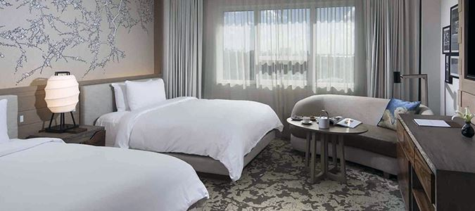Nobu Deluxe Guestroom