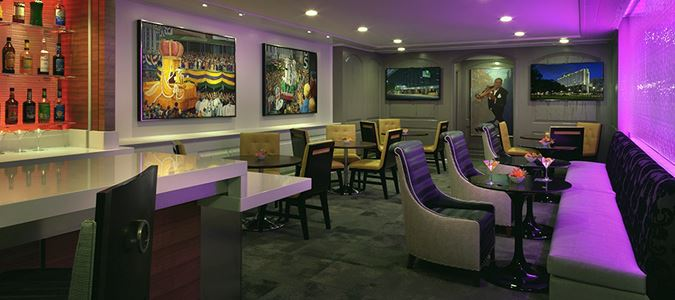 The Clarinet Bar and Lounge