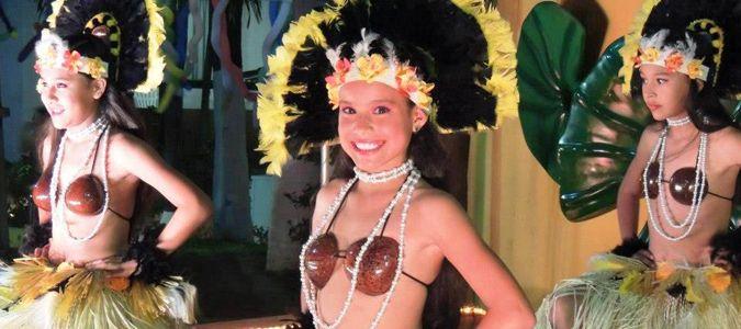 Hawaiian Kids Show