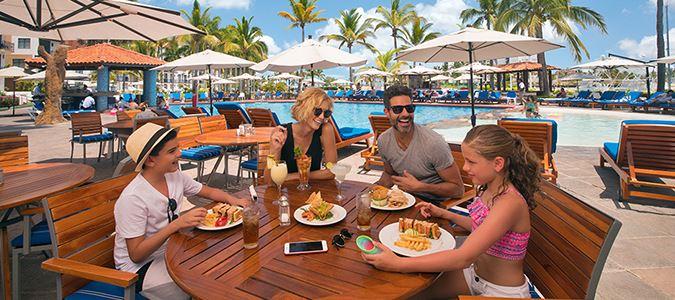 Calypso Poolside Dining