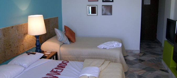 Mountainview Guestroom