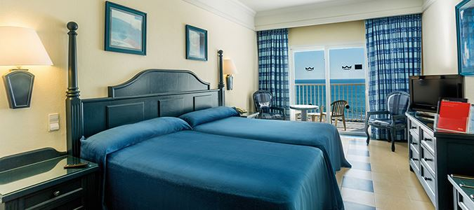 Family Guestroom Oceanview