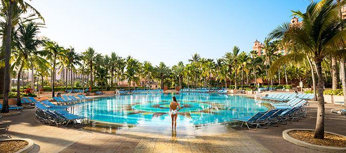 Sundial Pool