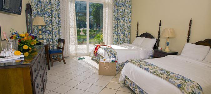 Garden View Guestroom
