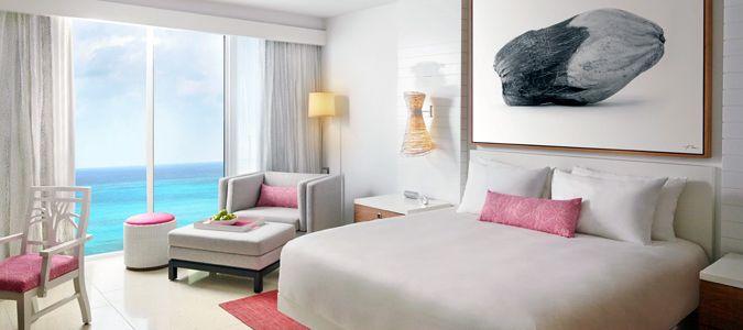 Oceanview Guestroom Rendering