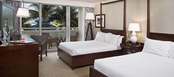 Deluxe Poolview Guestroom