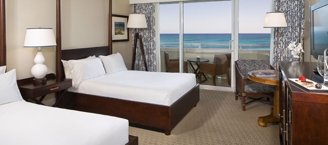 The Level Guestroom Oceanview