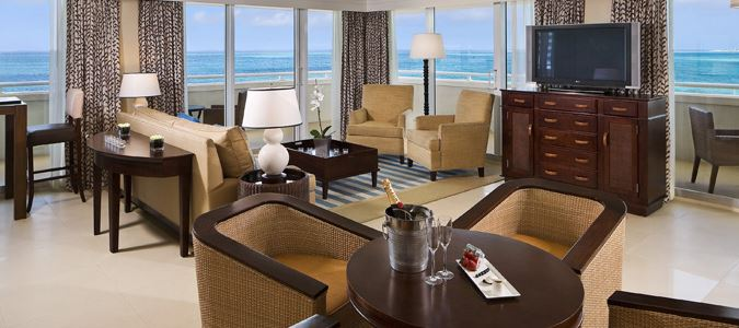 Family Connecting Oceanview Suite