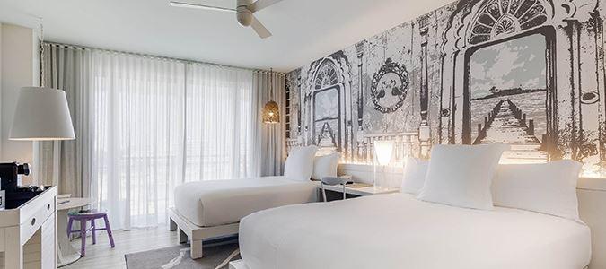 Premier King Oceanview Guestroom Rendering